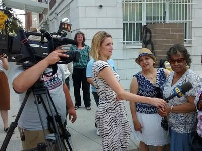 Community residents unite for News 12