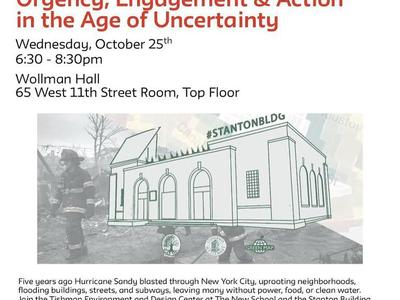 Preparing​ ​for​ ​Today: Urgency,​ ​Engagement​ ​&​ ​Action in​ ​the​ ​Age​ ​of​ Uncertainty
